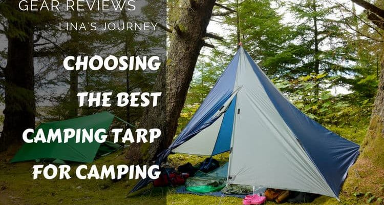 The Best Camping Tarp To Take On The Outdoors – Expert Advice