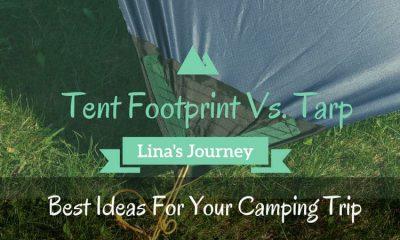 Tent Footprint Vs Tarp: How To Make The Right Choice