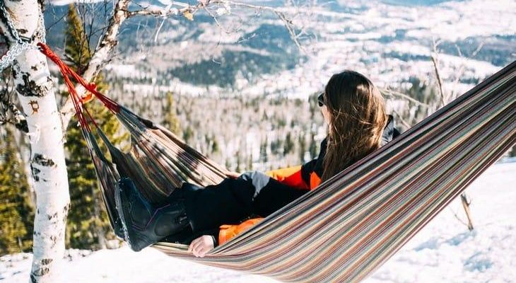 Winter Hammock Camping: How To Keep You Warm