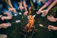 How To Get Campfire Smells From Your Clothes Effectively